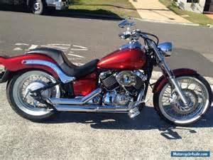 Honda Bobber Motorcycle For Sale Yamaha Xv650 Xvs 650 For Sale In Australia