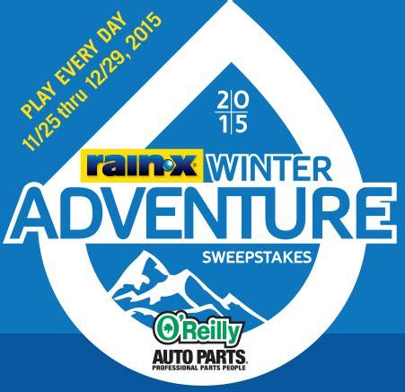 Text To Win Sweepstakes 2014 - rain x winter adventure text to win sweepstakes