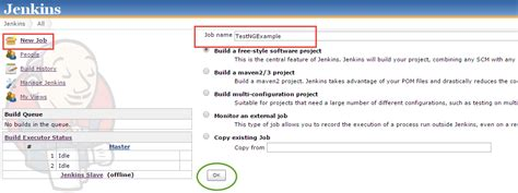 tutorial jenkins php configure execute testng tests in jenkins