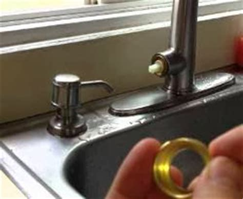 how to repair your price pfister kitchen faucet