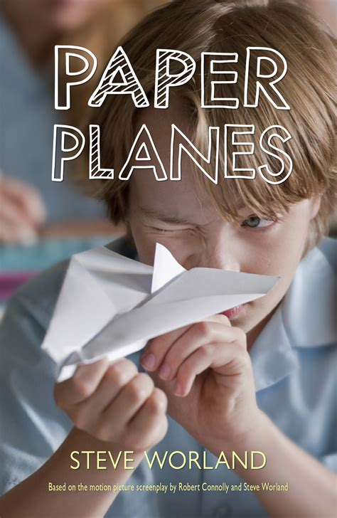 How To Make Paper Planes Book - paper planes penguin books australia
