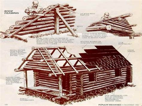 diy log cabin plans small log cabins to build build a small log cabin do it