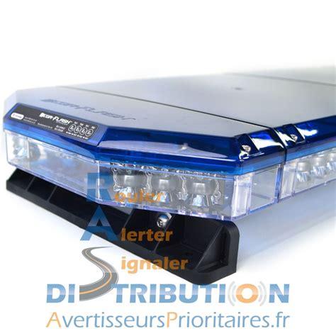 Lu Led Ambulance re lumineuse bleu 224 led mega flash fx100 549 ttc