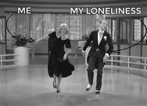how to swing dance alone black and white dance gif find share on giphy