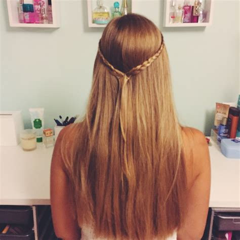 hairstyles for school down 3 cute and easy back to school hairstyles salut sophie