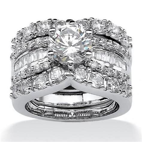 palmbeach jewelry platinum sterling silver