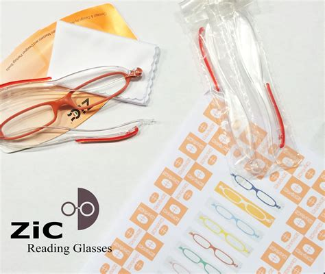 zic folding reading glasses review domesticated momster
