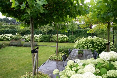 de tuinen barb moderne witte tuin ogr 243 d jardim europeu jardinagem en