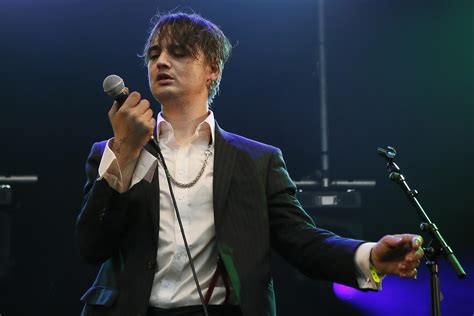 Pete Doherty Was Is A by Pete Doherty Slams Marine Le Pen At Anti Racism Gig