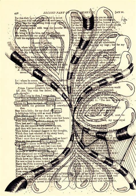 doodle doodle do poem dig my grave original found poetry by nzjo on etsy