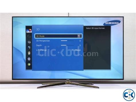 Tv Samsung H6400 samsung h6400 series smart tv 60 inch clickbd