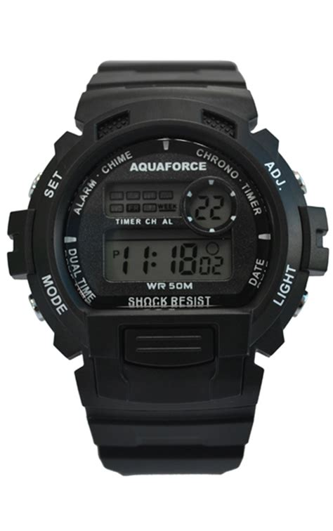 frontier analog digital tactical tactical watches