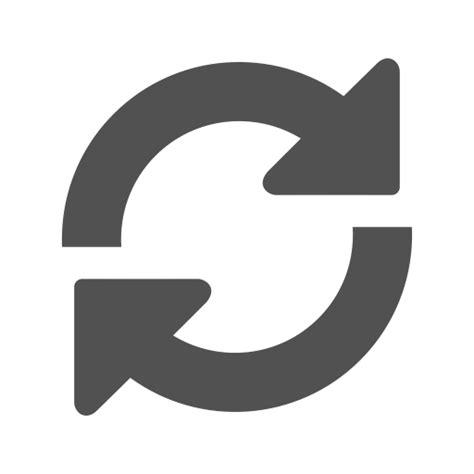 image sync refresh sync icon