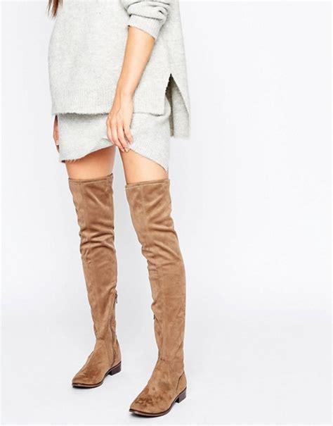 aldo aldo elinna flat the knee boots