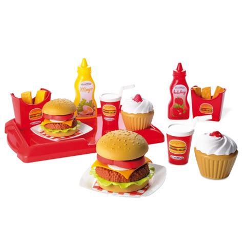 d 238 nette cuisine 100 chef hamburger jeux et jouets