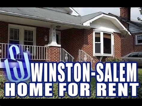 winston salem home for rent