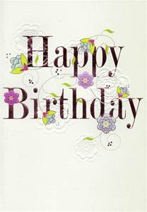 pretty happy birthday greeting card cards love kates