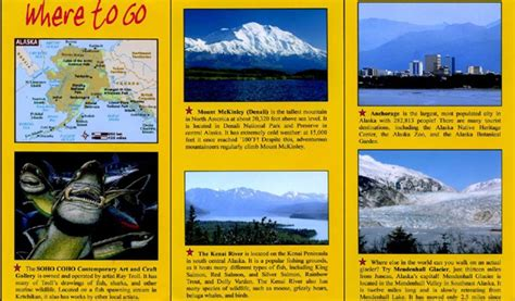 Travel Brochures Exles Project Theveliger Travel Brochure Maker