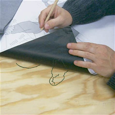 How To Make Carbon Paper At Home - woodcrafting plans and patterns yard patterns tools