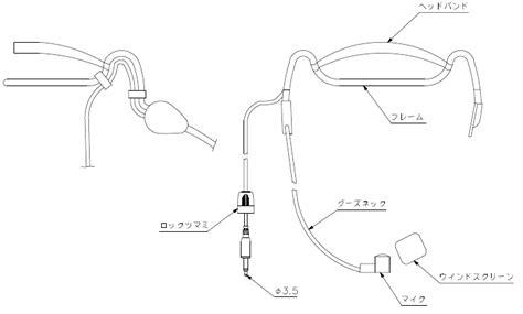 Headset Toa Zm 370hs As sunward rakuten global market toa headset microphone microphone wm 1320 only wh 4000a