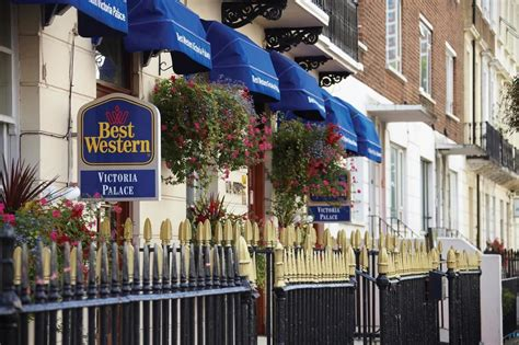 hotel best western palace londra best western palace reviews photos rates