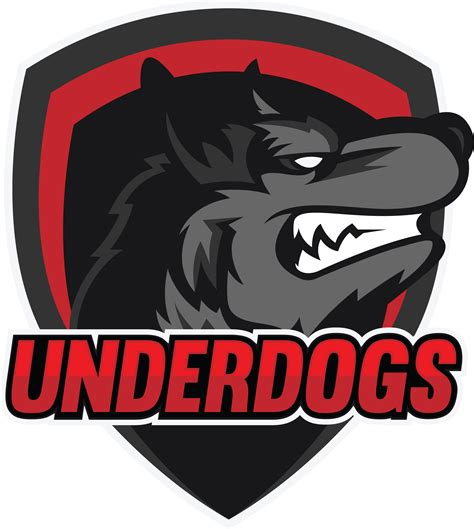 the underdog underdogs underdogs logo