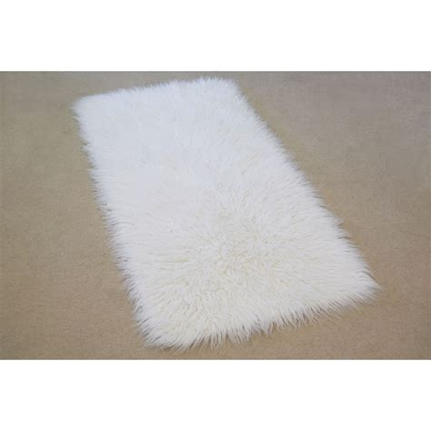 how to make a faux fur rug ikea white fur rug rugs ideas