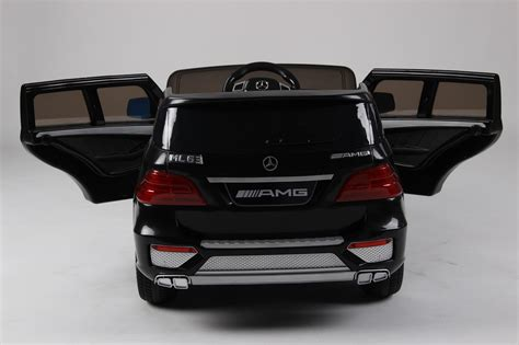mercedes gifts mercedes ml63 amg electric ride on car y s