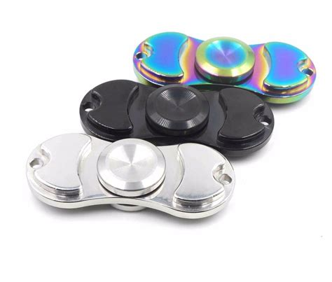stainless metal spinner fidget high speed r188 bearing desk 6 min spin ebay