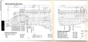 boeing 737 500 whole fuselage station diagram this is as m flickr