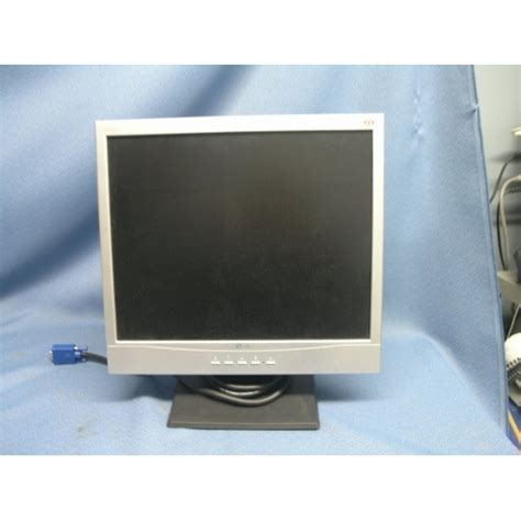 Monitor Lg E1642ca lg 787le 17 quot lcd monitor allsold ca buy sell used office furniture calgary