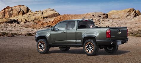 chevy colorado 2015 chevrolet colorado zr2 concept la auto show gm