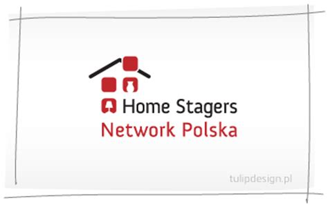 home staging and design network design of logo infographics icons stationery