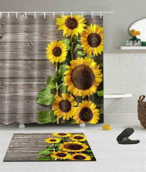 sunflower bathroom accessories best 25 sunflower bathroom ideas on pinterest