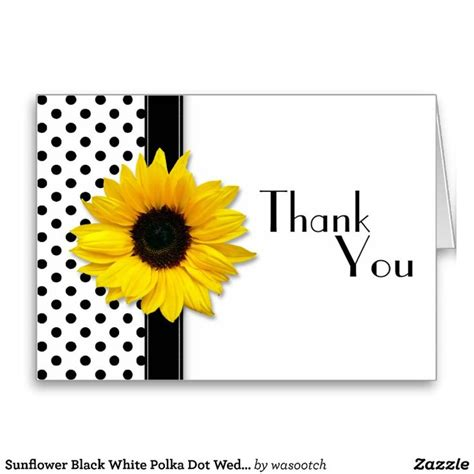 Sunflower Wedding Thank You Cards 25 best ideas about thank you cards on thank