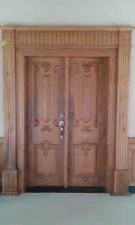 Main Door Designs For Indian Homes by Kerala Style Carpenter Works And Designs