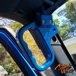 Jeep Jk Grab Handles Rapto Worx Billet Jk Grab Handles