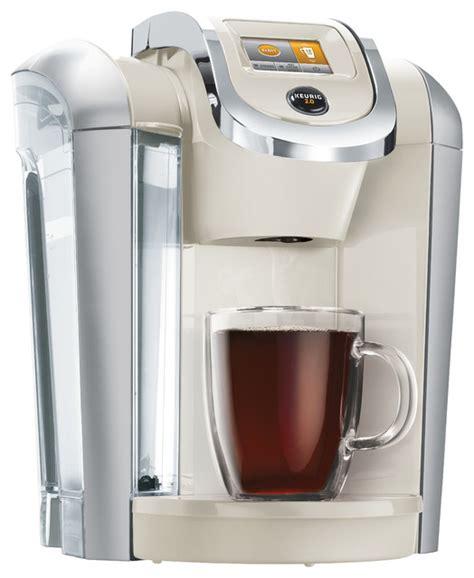 Keurig Coffee Maker, Sandy Pearl   Contemporary   Coffee