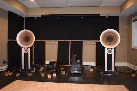 audiophile listening room acoustics acoustic frontiers