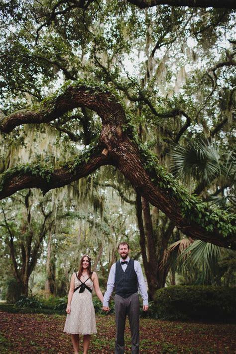Backyard Wedding Island Intimate Backyard Wedding On Amelia Island Florida