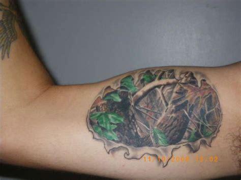 tattoo camo amazon 20 of the most insane hunting tattoos gohunt