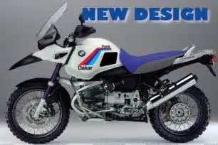 Bmw R1150gs Bmw Custom Kit R1150gs Adv Dakar Look Aufkleber