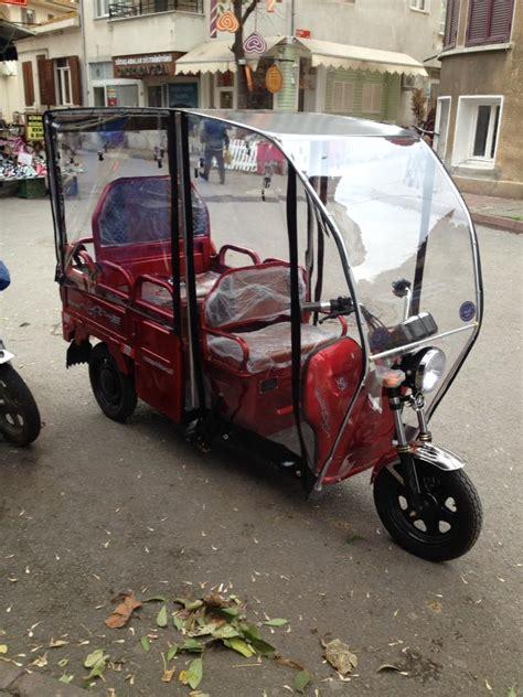 boyama fikirleri  tekerlekli elektrikli bisiklet kabini