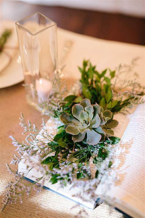 Clever Diy Book Succulent Wedding Centerpieces Succulents For Wedding Centerpieces