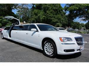 Chrysler 300 Stretch Limo Used 2013 Chrysler 300 Sedan Stretch Limo Limos By