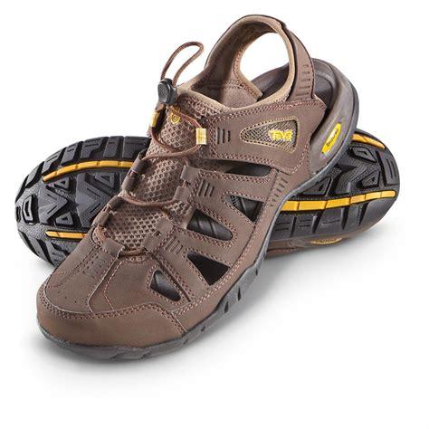 mens water sandals s teva abbett water sport sandals 580324 sandals