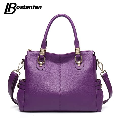Bags Fashion 1 bostanten large genuine leather tote bag 2016 luxury