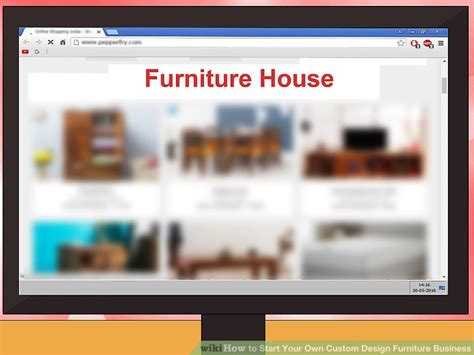starting an upholstery business starting a furniture refinishing business from home best