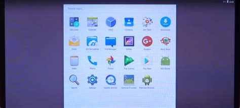 Android X86 Nougat by Anxroid X86 Libera Una Versi 243 N Preview Con Android 7
