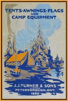 alberta tent and awning 1000 images about canada travel posters and ads on pinterest canadian pacific